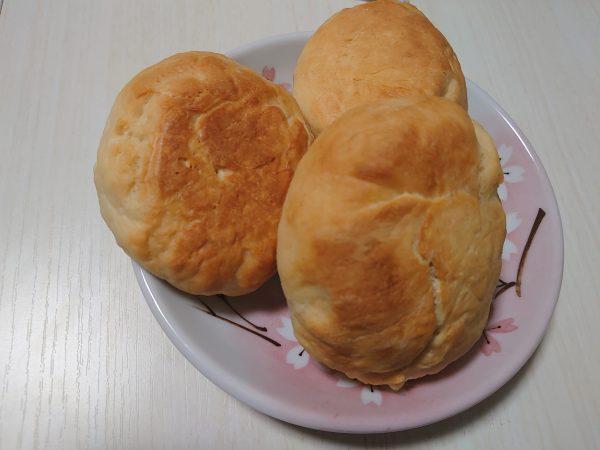 パン作りリベンジしました